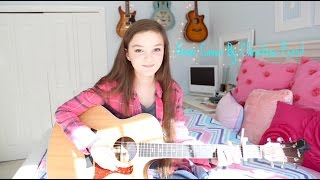 Arms - By Christina Perri Cover  || AliShawGuitarGirl