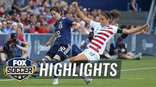 90 in 90: United States vs. Japan   2018 TOURNAMENT OF NATIONS