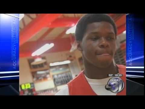 Reggie Ragland starts on varsity as an 8th grader