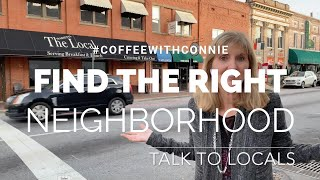 Cobb County Real Estate Agent | How To Find The Right Neighborhood For You