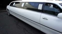 2004 Lincoln Town Car Limousine For Sale~9 Passenger Stretch Limo~ONLY 58000 Miles!