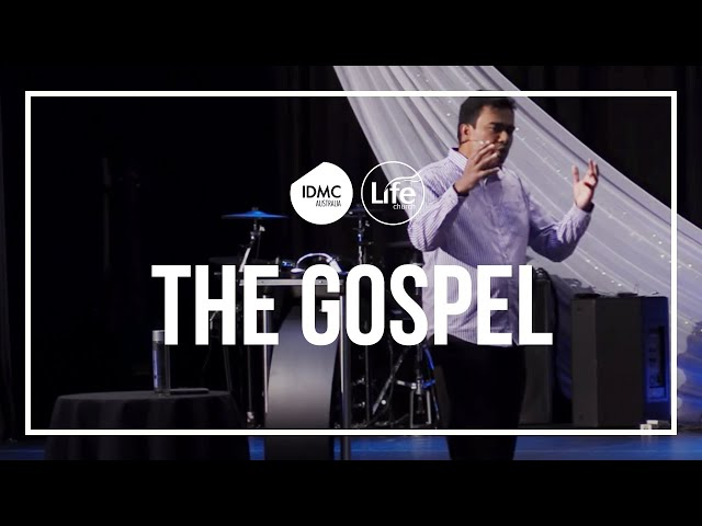 The Gospel I Rev Paul Jeyachandran