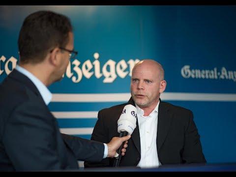 Der heiße Stuhl: Der Bonner Bundestagskandidat Sascha Ulbrich (AfD)