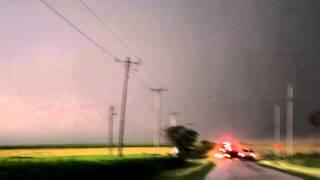 El Reno Oklahoma Tornado - largest tornado in the world