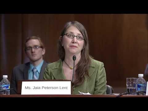 Senator Elizabeth Warren at Aging Committee Hearing on the Opioid Crisis