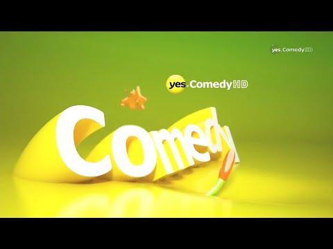 YES.Comedy HD Adverts & Promos -11.12.15-