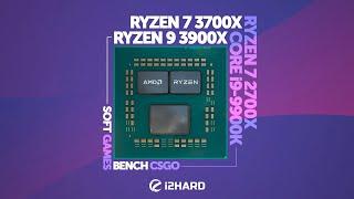 Тест Ryzen 9 3900X & Ryzen 7 3700X vs Intel Core i9-9900K & Ryzen 7 2700X: игры, софт, бенчмарки