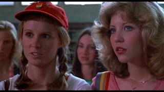 Carrie (1976) - Gym Scene [HD]