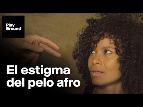 El pelo afro no se toca.