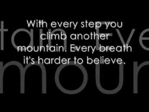 No Boundaries-Adam Lambert (With Lyrics)