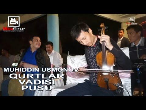 """Muhiddin Usmonov & O`zbek sozandalari """"Kurtlar Vadisi Pusu"""" filmidagi musiqani ijro etmoqdalar 2"""