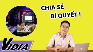 Bí Quyết Kinh Doanh Karaoke Hiệu Quả Nhất Từ Chuyên Gia - Vidia 0902699186
