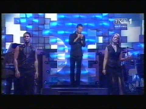 Ricky Martin in Poland live 2003