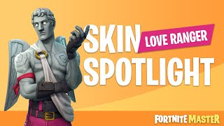 Love Ranger Skin Spotlight (Fortnite Battle Royale)