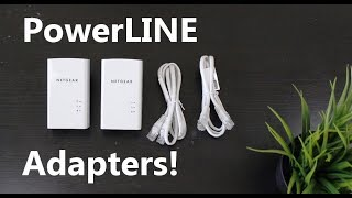 [REVIEW] NETGEAR 1200 PowerLINE Adapter - To Use or Not To Use?!
