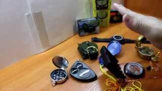 Выбор компаса! Советы как не заблудиться и обзор необходимых приборов! Компас туриста.