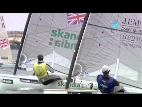 Perth 2011 Athlete Profile : Ben Ainslie