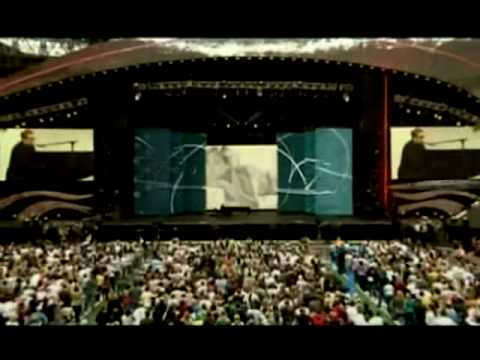 Elton John Your Song at Concert for Diana