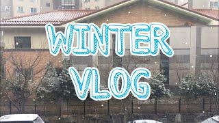 WINTER VLOG / with 민주, 은빈 / 이추…