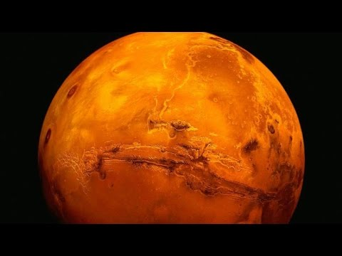 NASA releases plan for manned mission to Mars