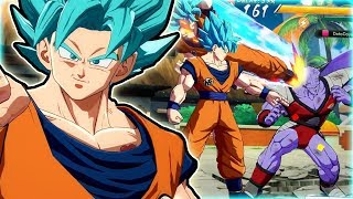 GODLY SPEED! | Dragonball FighterZ Ranked Matches