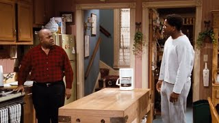 Family Matters - Carl Goes Off on Eddie About Drinking