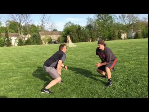 Dylan Gandy Trench Game Workout