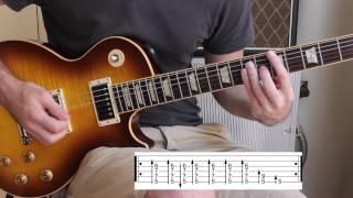 Queen - I Want to Break Free - Guitarra Acordes Tutorial Letra Tab