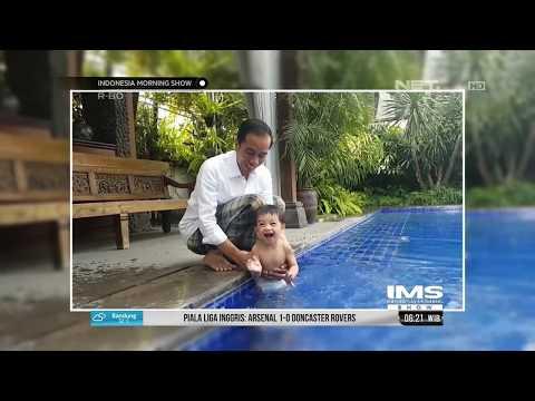 Menjadi Kepala Negara, Jokowi Curhat Soal Keterbatasan Berekspresi