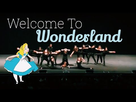"""""""Welcome To Wonderland""""   Intertroupe IE ThesCon 2018 Closing Ceremony"""