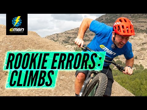 Beginner E Bike Mistakes | How To Climb Any Slope On Your EMTB from YouTube · Duration:  9 minutes 11 seconds