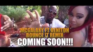 Mc Galaxy Ft Beniton - Bounce It Remix Teaser ft Double Dose Twins