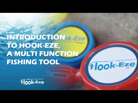 Introduction to Hook-Eze, the multi function fishing tool.