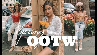 SPRING OOTW | Everyday Outfit Ideas!