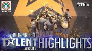 PGT 2018 Highlights: Robin Padilla hits golden buzzer for Nocturnal Dance Company