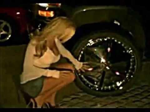 Анимация для автомобильных колес