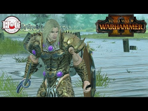 Sigvald Gets Ambushed - Total War Warhammer 2 - Online Battle 129