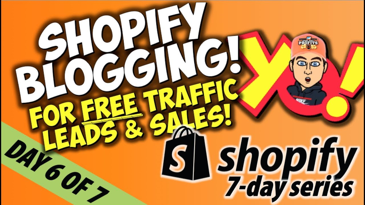 how to make sales on shopify