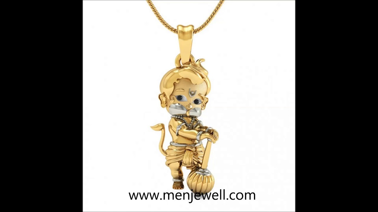 design hanumanji latest menjewell mens men jewellery male pendant by lockets for com watch