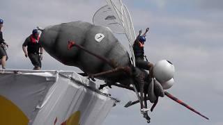 Учимся летать с Red Bull Flugtag | Provolod & Leeloo