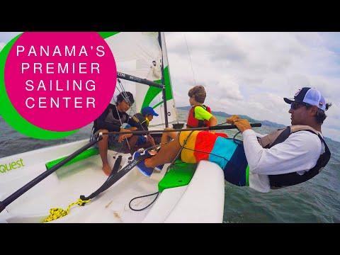 Panama's Premier Sailing Center - S.M.S.C.