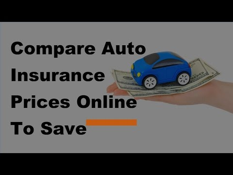 Compare Auto Insurance Prices Online To Save Money - 2017 Compare Car Insurance Online