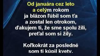 No name - Žily (karaoke z www.karaoke-zabava.cz)