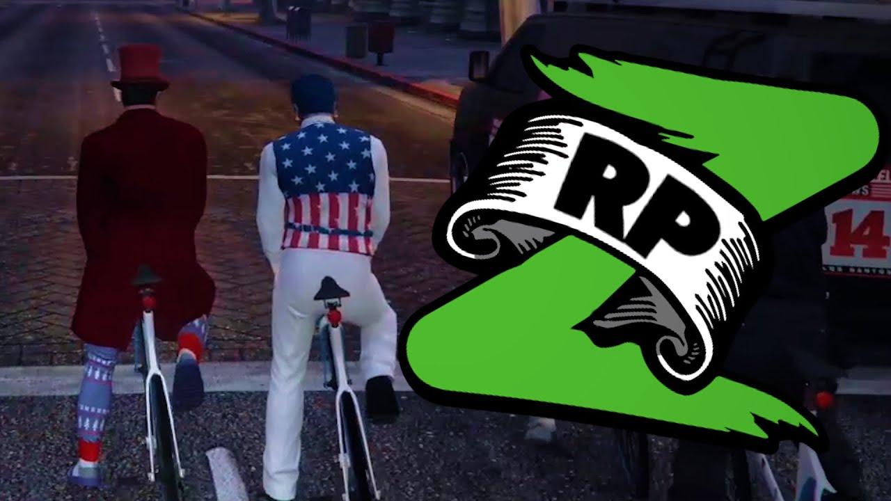 À BICYCLETTE | GTA RP (PARTIE 19)