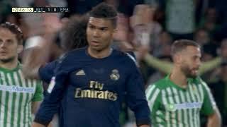 Real u Sevilji izgubio prvo mesto     Betis - Real Madrid 2:1    SPORT KLUB FUDBAL