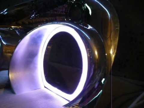 Ангельские глазки RGB на Приора Бош