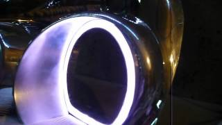 Ангельские глазки RGB на Приора Бош(Полноцветные ангельские глазки на фары Приоры. Стоимость комплекта - 3300р. Доставка по России и странам..., 2012-09-07T19:14:25.000Z)