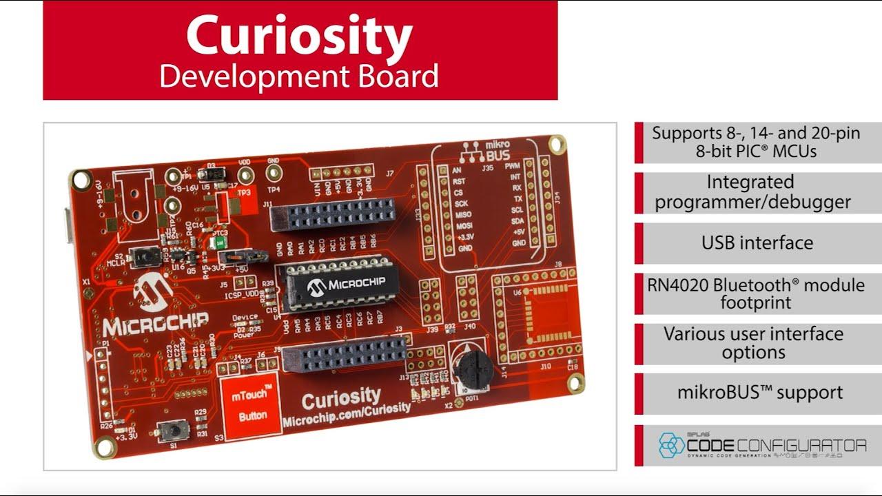 introducing the curiosity development board youtube