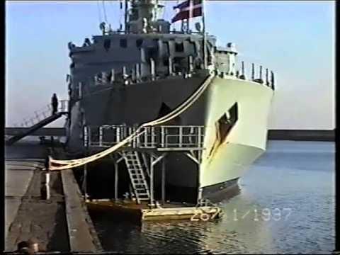 HDMS Falster