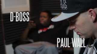 Paul Wall & D-Boss -- M.I.B. (Making Independent Bread) VLOG 1.